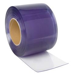 PVC-Vorhang 300x3mm, transparent, 25m Rolle