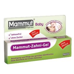 Mammut Pharma Mammut Baby Zahni Gel