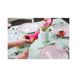 "PELEG DESIGN® Serviettenhalter 4er-Set Serviettenhalter ""Blume"""