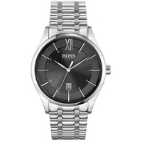 HUGO BOSS Distiction Edelstahl 42 mm 1513797