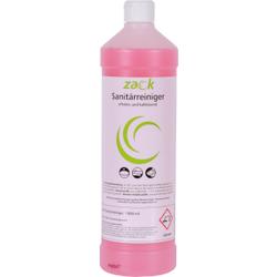 ZACK Sanitärreiniger, Für säurefeste Oberflächen, 1000 ml - Flasche