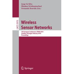 Wireless Sensor Networks als Buch von