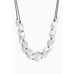 Next Perlenkette Zweireihige, kurze Perlenhalskette