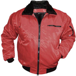 Griffy 4203-S Wisent 4in1 Pilotjacke Rot Gr. S
