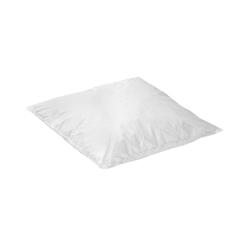Kopfkissen, Baby Kissen NOMITE, Daunen (15), 35 x 40 cm, Alvi®, Füllung: 85% Feder, 15% Daune