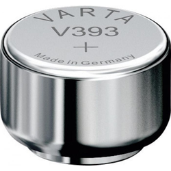 VARTA V 393 Uhrenbatterie