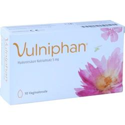 VULNIPHAN Vaginalovula 10 St