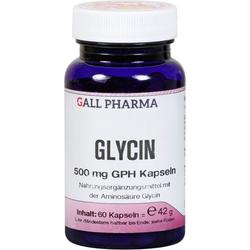 GLYCIN 500 mg Kapseln 60 St.