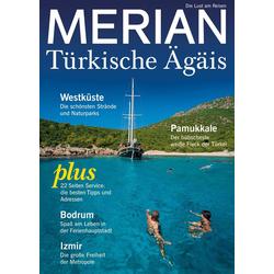 MERIAN Türkische Ägäis: Buch von