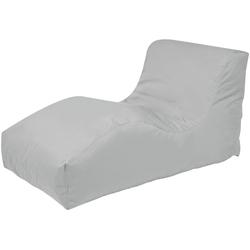 OUTBAG Sitzsack Wave Plus, Outdoor-Sitzsack grau
