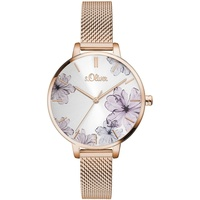 s.Oliver Milanaise 36 mm SO-3524-MQ