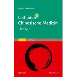 Leitfaden chinesische Medizin - Therapie: eBook von