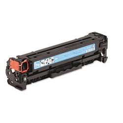 Alternativ Toner für HP CF381A  312A  cyan