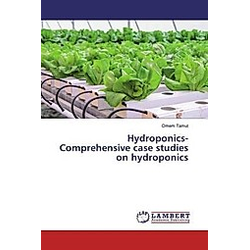 Hydroponics-Comprehensive case studies on hydroponics. Omem Tamut  - Buch