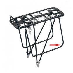 Pletscher Fahrrad-Gepäckträger Abstützung Pletscher für Packtaschen für Pletscher