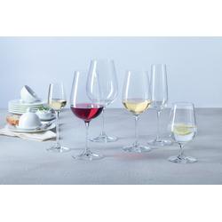 LEONARDO Rotweinglas 6er-Set Rotweinglas