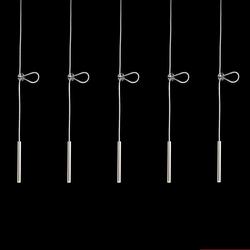 Ecco LED Tavolo Cinque Pendelleuchte