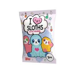 Topps Spielfigur Topps - Faultiere - I Love Sloths - Sammelfiguren, (Set)