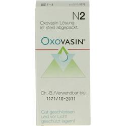 OXOVASIN Lösung