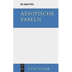 Aesopische Fabeln. Aesop  - Buch