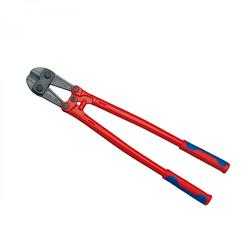 KNIPEX Bolzenschneider mit Mehrkomponenten-Hüllen 610 mm Nr. 71 72 610