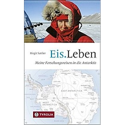 Eis.Leben. Birgit Sattler  - Buch