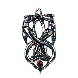 Adelia´s Amulett Keltische Zauberei Talisman, Drachen der Wyrd - Mystische Energie des Universum