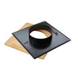 Aduro | Übergang zu gemauerten Schornsteinen für DraftOptimizer