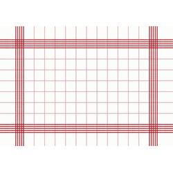 Duni Towel Napkin 38x54cm, rot - 1x250 Stück