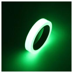 cofi1453 Klebeband Fluoreszierendes Klebeband Leuchtendes Klebeband Nachtleuchtendes Wasserdichtes Markierungsband Warnband Hochwertig Tape