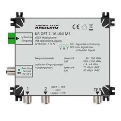 Kreiling Tech. dSCR MS mit opt. Eingang KR OPT 2-16 UNI MS