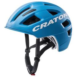 Cratoni Fahrradhelm City-Fahrradhelm C-Pure blau 54/58 - 54 cm - 58 cm
