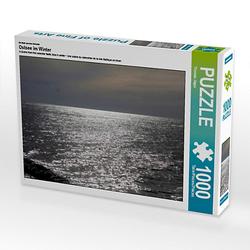 Ostsee im Winter Lege-Größe 64 x 48 cm Foto-Puzzle Bild von Anette Jäger Puzzle