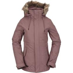 Volcom - Fawn Ins Jacket Rose Wood - Skijacken - Größe: M