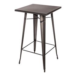 Stół Paris 60x60 cm metaliczny