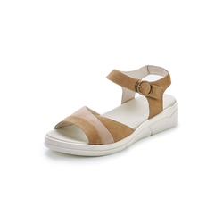 Avena Damen Hallux-Sandale Supersoft Braun 36, 37, 38, 39, 40, 41, 42