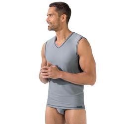 KUMPF Unterhemd (1 Stück) grau 6