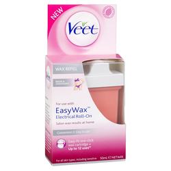 Veet Easy Wax - Bikini And Underarm Refill 50 ml