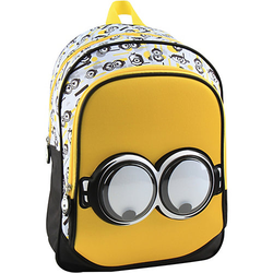 Kinderrucksack Minions 2 gelb