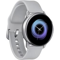 SAMSUNG Galaxy Watch Active Smartwatch silber