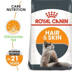 ROYAL CANIN Hair & Skin Care Katzenfutter trocken für gesundes Fell 20 kg (2 x 10 kg)