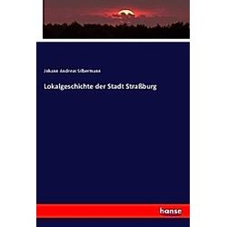 Johann Andreas Silbermann  - Buch