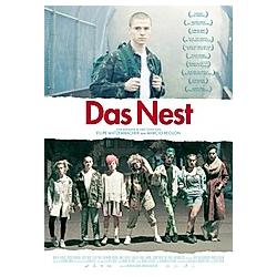 Das Nest  1 DVD (portugiesisches OmU) - Buch