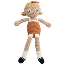 Sebra Häkel-Puppe