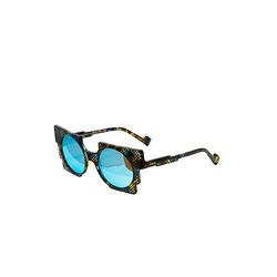 Sonnenbrille Pixel für Kinder Sonnenbrillen blau Gr. one size Jungen Baby