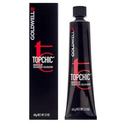 Goldwell Topchic 60ml - Haarfarbe, Goldwell Topchic 60ml Farben: 6A - dunkel-aschblond