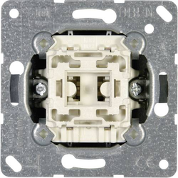 Jung Einsatz Kreuzschalter LS 990, AS 500, CD 500, LS design, LS plus, FD design, A 500, A plus, A c