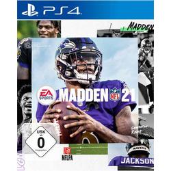 Madden NFL 21 PS4 USK: 0