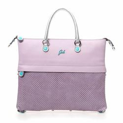 Gabs G3 Plus Handtasche Leder 37 cm lilac