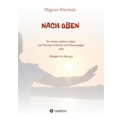 NACH OBEN als Buch von Mignon Kleinbek